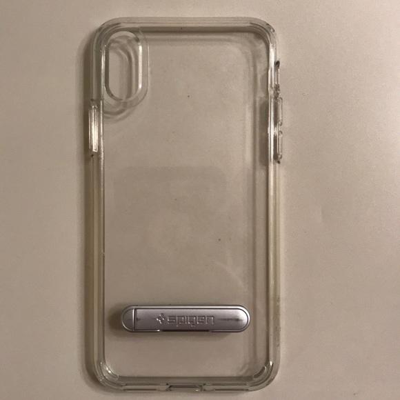 online store 6b7ec b5d26 Spigen Ultra Hybrid S iPhone X Case